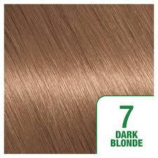 Light Almond Brown Hair Garnier Nutrisse Creme Very Light Almond Brown 7