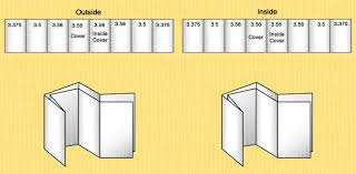 Six Panel Brochure 8 Fold Brochure Template 8 Fold Brochure Template Free