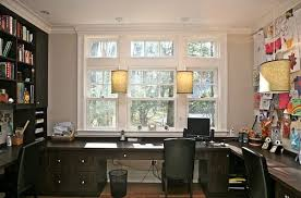 two desk home office. Fine Office View In Gallery Throughout Two Desk Home Office S