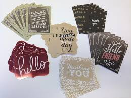 cards in an instant thank you cards. mambi blog shows you how easy it is