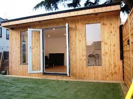 garden home office. Sidcup Home Office Garden