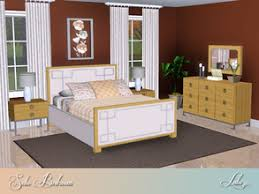 Soho Lux Bedroom For Sims 3
