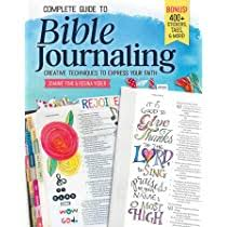 Complete Guide to Bible Journaling: Creative Techniques to Express ...