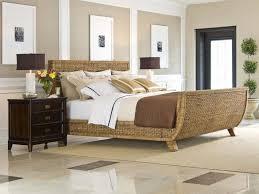 Unique Wicker Bedroom Furniture homianu