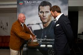 TAG Heuer Welcomes Tom Brady As Their Newest Brand Ambassador In NYC
