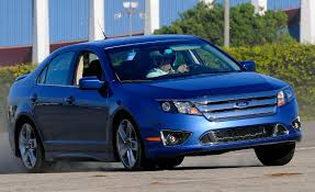 2010 Ford Fusion | First Drive Review | Reviews | Car and Driver
