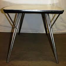 vintage formica kitchen table