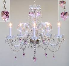 fabulous cheap bedroom chandeliers masterly transparent chandelier inspiration in pink and white bedroom chandelier lighting