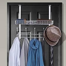 Door Picture Frame Coat Rack Amazon Lifewit Over the Door Hook Hanger Two Tiers with 100 35