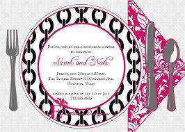 dinner invitations templates free fresh formal invitation template free tim lange com