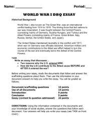 th grade dbq world war ii world war ii dbq wwi