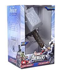 Thor Hammer 3d Wall Light Creative Avengers Alliance Thor Hammer 3d Led Wall Lamps For