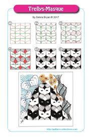 612 best Zentangles 3 images on Pinterest