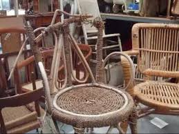 Cane & Wicker Furniture Restoration - How To DIY