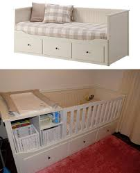 incredible day beds ikea. Transform Hemnes Bed Of IKEA Into A Baby BedCod.: 500.803.15 Incredible Day Beds Ikea H