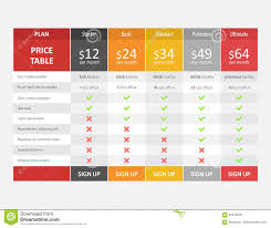 Web Design Package Pricing Freelance Web Design Business Plan Graphic And Template For
