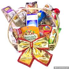 order holiday gift basket for deliver in sri lanka lakwimana