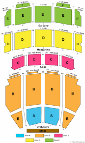 Ohio Theatre Seating Chart Ohio Theatre Columbus Ohio