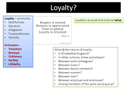 othello essay assessment task ppt  4 loyalty
