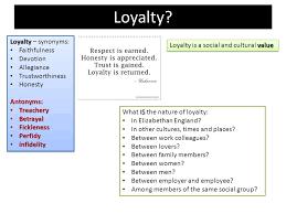 othello essay assessment task ppt  4 loyalty