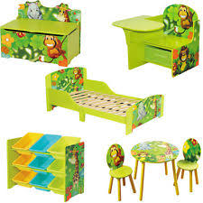 jungle themed furniture. Item 6 - Kids Jungle Themed Wooden Furniture Boys Girls Toddlers Bed Storage Desk Chairs R