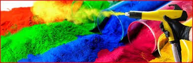 Что такое порошковая покраска?