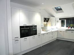 glossy kitchen cabinets beautiful good looking style modern high gloss kitchen cabinets cabinet doors white units