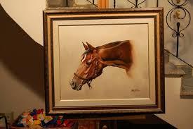 horse head robert art gallery