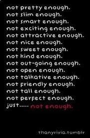 Not Good Enough Quotes 33 Best 24 Best Not Good Enough Quotes Images On Pinterest Thoughts