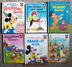 Magic Stick Mickey Mouse Birthday Book ...