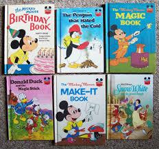 Magic Stick Mickey Mouse Birthday Book ...
