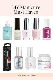 over the last few years i ve found some favorite s in the home nail care department that i purchase over and over again so today i m sharing those