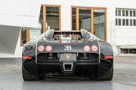 2010 Bugatti Veyron Sang Noir