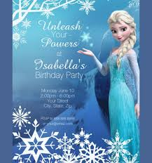 elsa birthday invitations 22 birthday invitation templates free sample example format