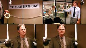 Office Birthday 10 Best Jim And Dwight Moments From The Office