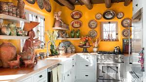 Peter Abode Kitchen Yellow Walls What Color Cabinets Kitchens