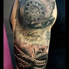 Galerie Tetování Rameno 3d Tetování Tattoo