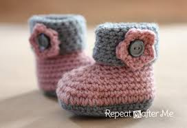 Crochet Baby Booties Pattern 3 6 Months New 48 Adorable Baby Bootie Crochet Patterns