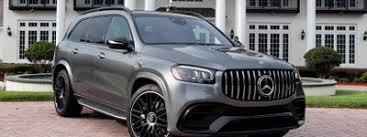(554)кожа наппа двухцветная amg exclusive коричневый трюфель / чёрная. 2021 Mercedes Benz Amg Gls 63 Price Review Ratings And Pictures Carindigo Com