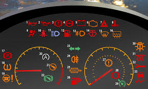 warning ahead 98 per cent of drivers cannot understand their warning ahead 98 per cent of drivers cannot understand their dashboard lights daily mail online