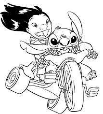 Stitch Coloring Pages Collection Coloring Sheets