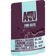 <b>AATU</b> For <b>Cats Chicken &</b> Pheasant Wet Pouches From £19.49 ...