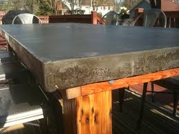 glamorous concrete patio table diy with umbrella and chairs set tables for ideas benches fresh em5iu cement dining