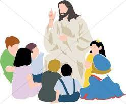 Kids in a Circle with Jesus   Jesus pictures, Free clipart images, Free  clip art