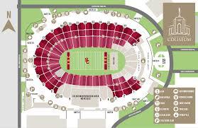 Usc Football Seating Chart 2018 Usc Football Seating Chart Usc Football Seating Chart 2018