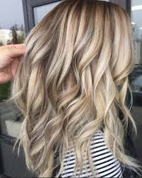 Blonde Hair Colors For Summer