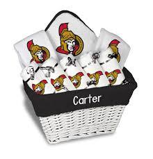 personalized ottawa senators large gift basket