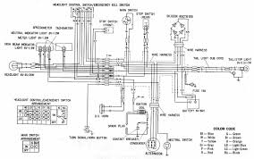 index of honda xl100 electrical wiring diagram jpg