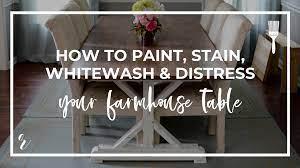 fancy x farmhouse table by ana white