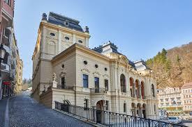 Obnova kulturní památky – Karlovarské městské divadlo – Kde fondy EU  pomáhají